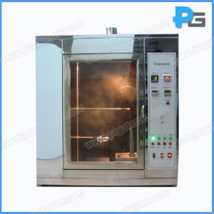 Hot Sales Needle Flame Test Apparatus for IEC60695-2-2 and IEC60695-11-5 pictures & photos