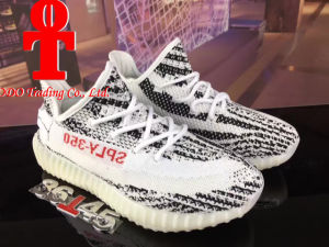 2017 Originals Yeezy 350 Boost V2 Beluga Sply-350 Black White Black Peach Men Women Running Shoes Kanye West Yezzy Boost 350 pictures & photos