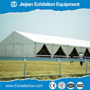 Waterproof White Top Aluminum Frame Small Expo Tent pictures & photos