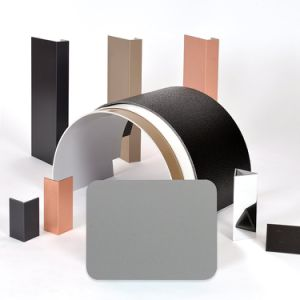 Aluis Aluminium Composite Panel for Exterior Curtain Wall Solution pictures & photos