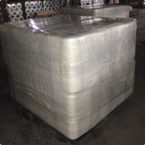 100% New HDPE Plastic Pallet Net Wrap (elastic or not) pictures & photos