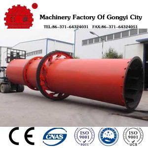 Direct Fired Rotary Drum Dryer for Industrial Use