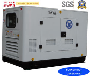 Silent China Engine 10kVA Diesel Generator pictures & photos