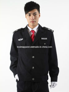 2013 Security Uniforms, Safety Police Clothes (LA-B020) pictures & photos