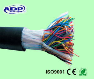 100-Pair Telephone Cable for Outdoor Use pictures & photos