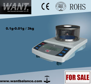 Multi-Functional Weighing Balance Scale (3000g/0.01g) pictures & photos