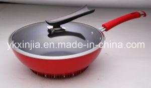 Kitchenware Aluminum Non-Stick Wok for European Market Cookware pictures & photos