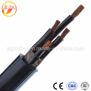 Standards IEC60245 Welding Rubber Cable pictures & photos