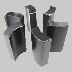 High Quality Strong Ferrite Arc Magnet for Sale pictures & photos