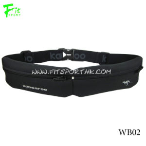 Neoprene Waist Double Pouch for Phone (Style No.: WB02)