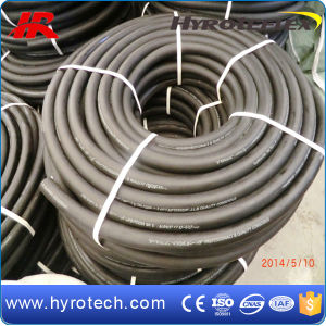 Competitive Price Black Nitril Rubber Fuel Oil Hose pictures & photos