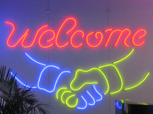 Ultra Thin Flexible LED Neon Light Sign pictures & photos