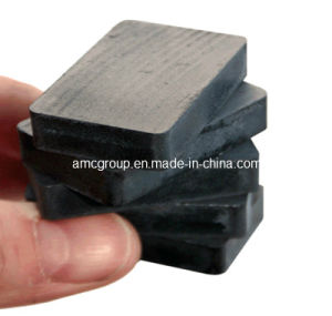 Y35 Block Shape Ferrite Magnet pictures & photos