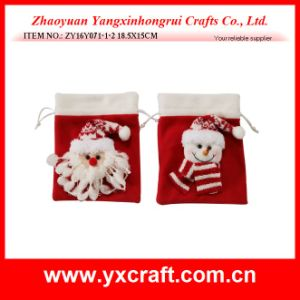 Christmas Decoration (ZY16Y073-1-2 18CM) Christmas Sweet Holding pictures & photos