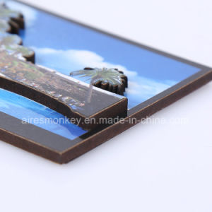 Printed Wooden Tourist Souvenir Fridge Magnet pictures & photos