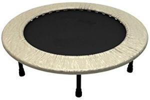 "34"" Round Mini Trampoline with Handrail for Kids pictures & photos"