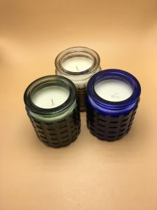 Nice Design Glass Jar Candle for Party and Gift pictures & photos