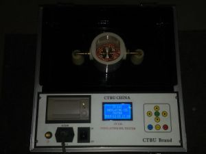 Model Sy Portable Auto Transformer Oil Dielectric Strength (BDV) Tester pictures & photos
