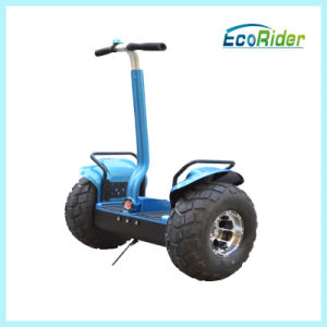 Two Wheel Scooter Samsung Lithium 72V 4000W Golf Electric Charict Scooter pictures & photos