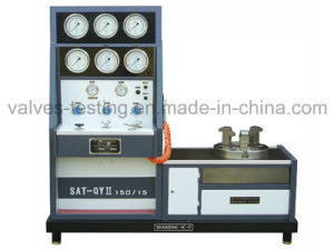 Offline Safety Valves Set-Pressure Testing Machine for Oil Refining Industry pictures & photos