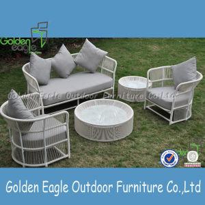 PE Rattan Outdoor Garden New Design Patio Sofa