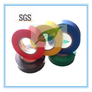 Free Samples PVC Electrical Insulation Tape pictures & photos