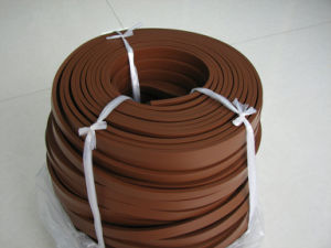 Silicone Stripe, Silicone Extursion, Silicone Cord with Food Grade Silicone Nothing Smell pictures & photos
