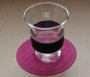 Silicone Sleeve for Glass Tea Cup