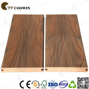 Art Color Permanent 3D Embossing Surface Outdoor Decking pictures & photos