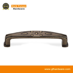 Zinc Alloy Furniture Handle/ Pull Cabinet Handle (B609) pictures & photos