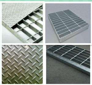 Heavy Grip Strut Safety Grating/Steel Bar Grating pictures & photos