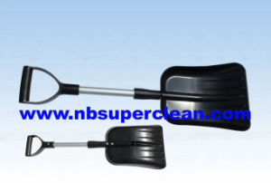 Telescopic Snow Shovel with Long Handle (CN2363) pictures & photos