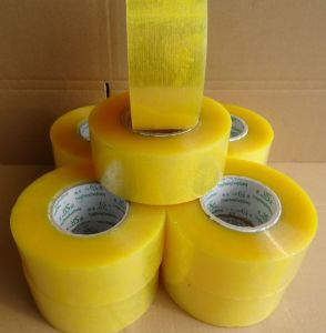 High Quality Adhesive Printed Logo BOPP Tape for Packing and Carton Sealing pictures & photos