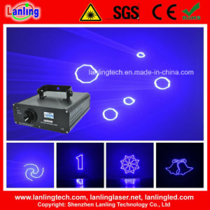 500MW Blueilda Animation Disco Laser Light (L8850B) pictures & photos