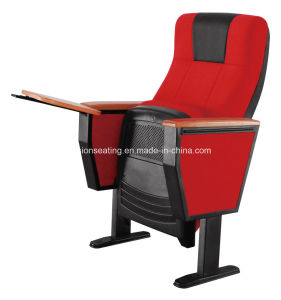 Auditorium Chair with Writing Table or Desk (1001H) pictures & photos