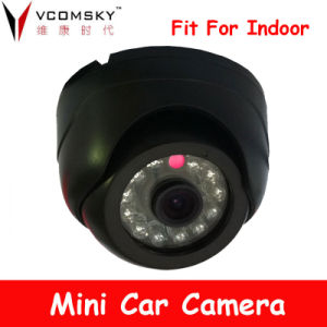 Sony CCD CCTV Indoor Plastic Housing Dome Camera pictures & photos
