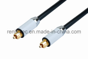 Toslink Digital Optical Audio Cable (RH-811-TK) pictures & photos