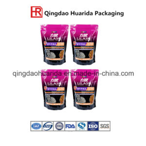 Dog Food Packaging Bag with Bottom Gusset pictures & photos