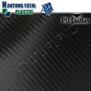 Waterproof Microfiber Cloth PU Car Seats Leather pictures & photos