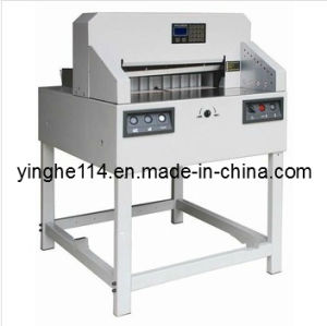High Quality Numerical-Control Paper Cutter pictures & photos