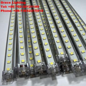 High Brightness 18-20lm/M 5050 Bar Light Cabinet LED Strip (GR-SMD5050-72-12V-1820) pictures & photos