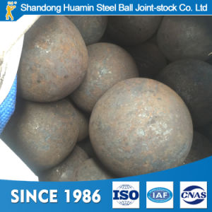 Hot Sale 3.5 Inch Forged Grinding Steel Ball with High Chrome