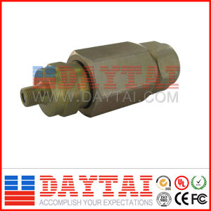 Qr412 Coaxial Cable CATV Connector F Female pictures & photos