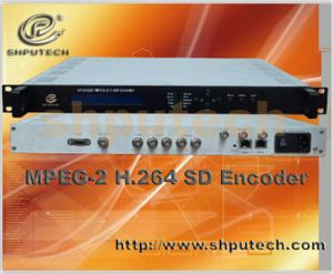 MPEG-2 H. 264 1in1 Encoder (SP-E5221D)