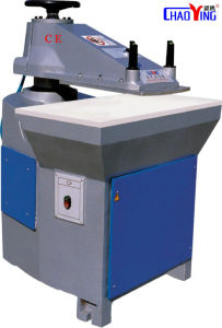 Hydraulic Swing Arm Clicker Press (XYJ-2A/25) pictures & photos