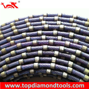 Diamond Wire Saw for Granite Multi-Wire Cutting pictures & photos