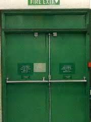 Steel Fire Door with UL Certiified American Standard pictures & photos