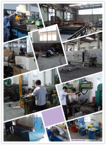 Semi Servo Under Pad Machine with CE Certificate pictures & photos