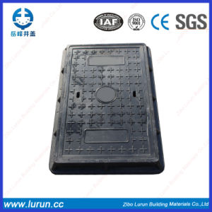 400*600 FRP Composite Manhole Drain Cover pictures & photos