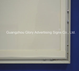 Factory Price Magnetic Lighted Acrylic Display Frame pictures & photos